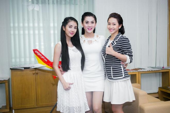 Lam Chi Khanh duoc do ni dong giay trong phim cua Viet Trinh hinh anh