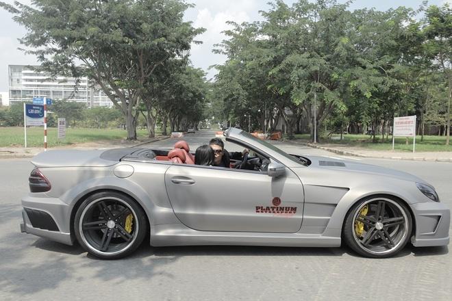 Ngoc Minh Idol muon dan sieu xe quay MV hinh anh