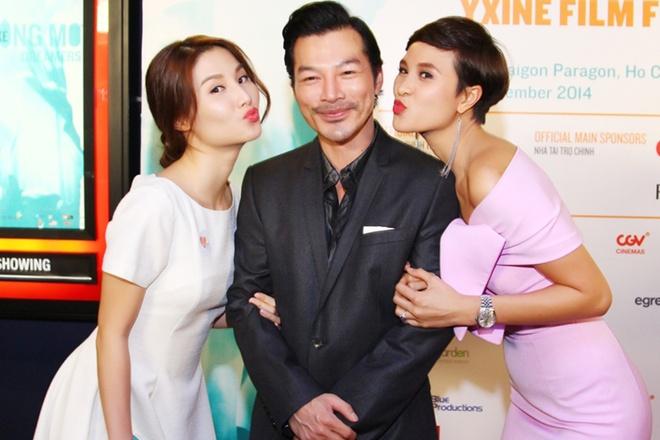 Phuong Mai, Diem My 9x hon gio Tran Bao Son hinh anh
