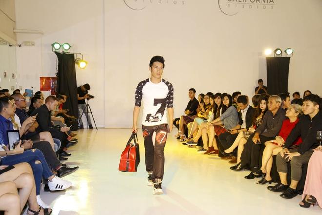 Angela Phuong Trinh - Quynh Anh quyen ru o tiec thoi trang hinh anh 11