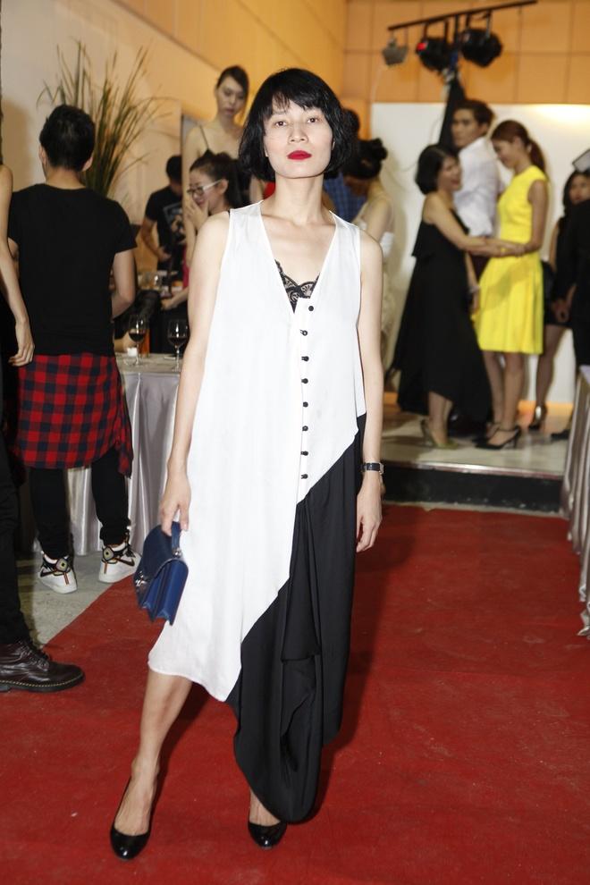 Angela Phuong Trinh - Quynh Anh quyen ru o tiec thoi trang hinh anh 9