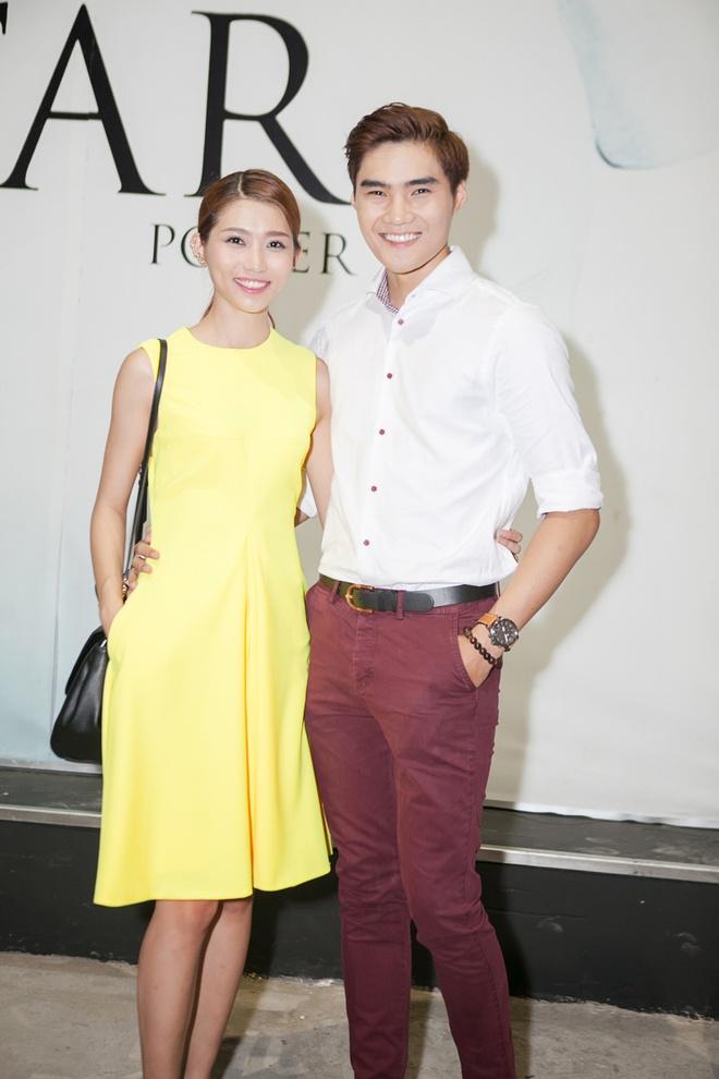Angela Phuong Trinh - Quynh Anh quyen ru o tiec thoi trang hinh anh 10