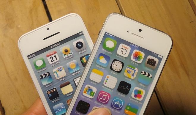 'Mo hinh iPhone 5S va 5C ro ri o Viet Nam rat dang tin' hinh anh