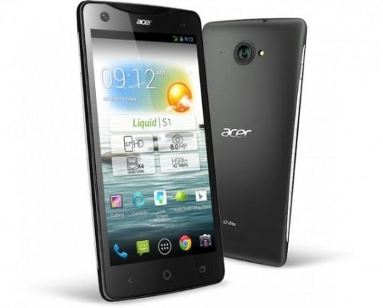Acer ra Luquid S2, smartphone quay phim 4K dau tien hinh anh