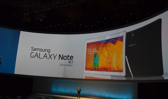 Toan canh le ra mat Galaxy Note 3, Note 10.1 va Galaxy Gear hinh anh 14