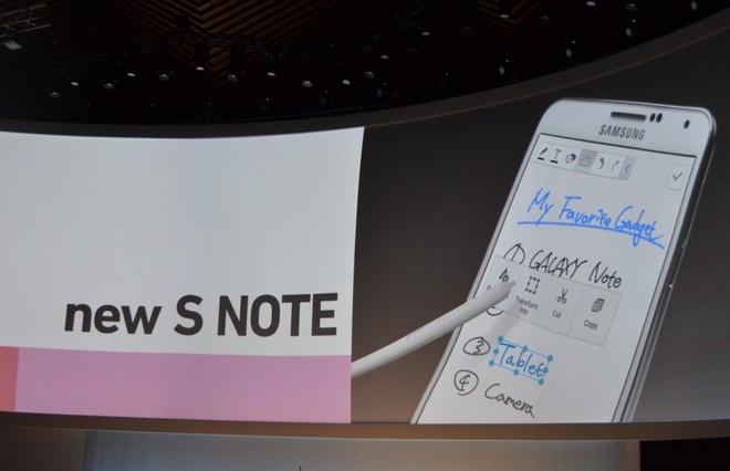Toan canh le ra mat Galaxy Note 3, Note 10.1 va Galaxy Gear hinh anh 7
