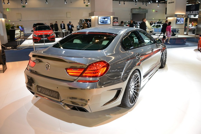 BMW M6 Gran Coupe Hamann do ham ho hinh anh