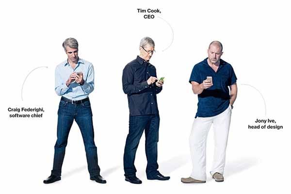 CEO Apple: 'Chung toi chua bao gio muon ban iPhone gia re' hinh anh