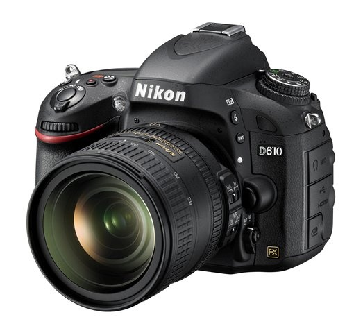 Nikon trinh lang D610 full-frame gia 2.000 USD hinh anh 6
