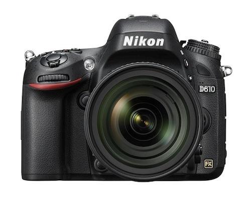 Nikon trinh lang D610 full-frame gia 2.000 USD hinh anh 5