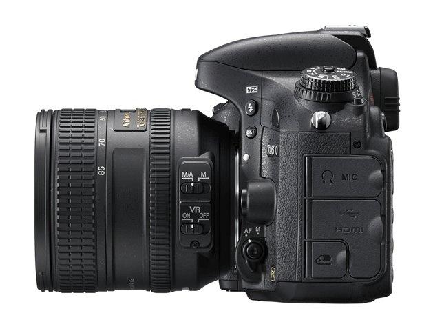Nikon trinh lang D610 full-frame gia 2.000 USD hinh anh 7