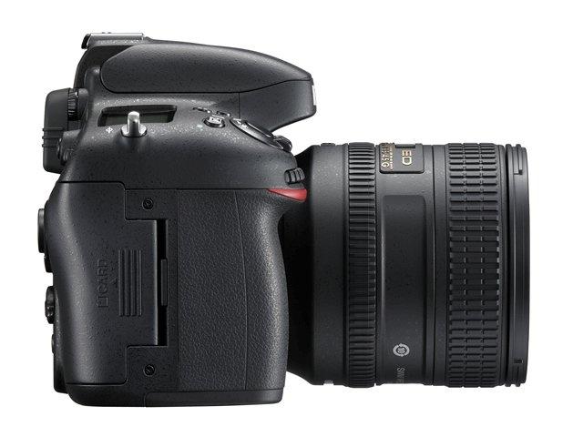 Nikon trinh lang D610 full-frame gia 2.000 USD hinh anh 8