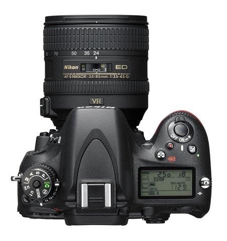 Nikon trinh lang D610 full-frame gia 2.000 USD hinh anh 9