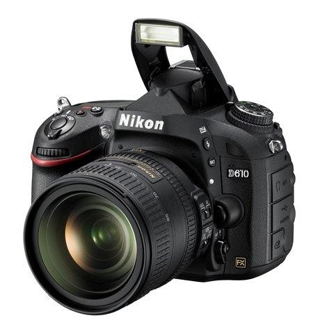 Nikon trinh lang D610 full-frame gia 2.000 USD hinh anh 13