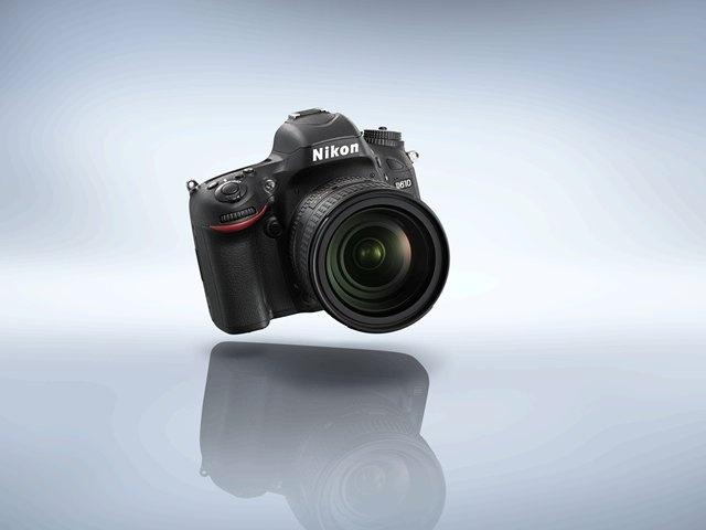 Nikon trinh lang D610 full-frame gia 2.000 USD hinh anh 2