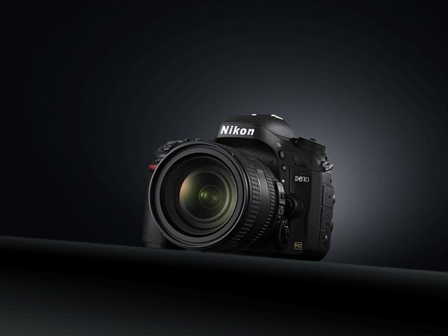 Nikon trinh lang D610 full-frame gia 2.000 USD hinh anh 1