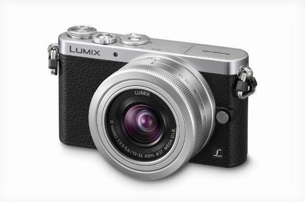 Panasonic ra Lumix GM1 - may anh khong guong lat nho nhat hinh anh