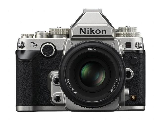 Nikon Df - may anh full-frame hoai co gia 3.000 USD hinh anh 4
