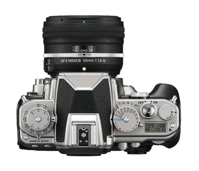 Nikon Df - may anh full-frame hoai co gia 3.000 USD hinh anh 8