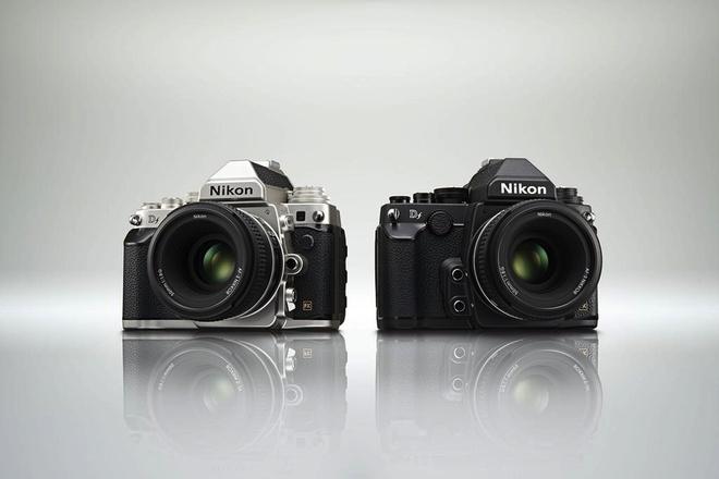 Nikon Df - may anh full-frame hoai co gia 3.000 USD hinh anh 1