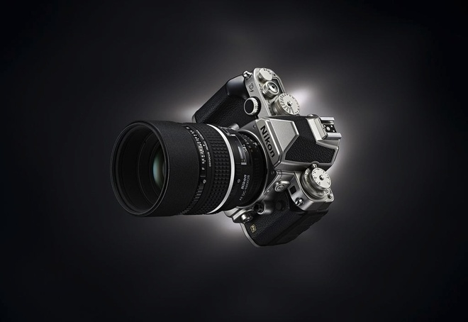 Nikon Df - may anh full-frame hoai co gia 3.000 USD hinh anh 2