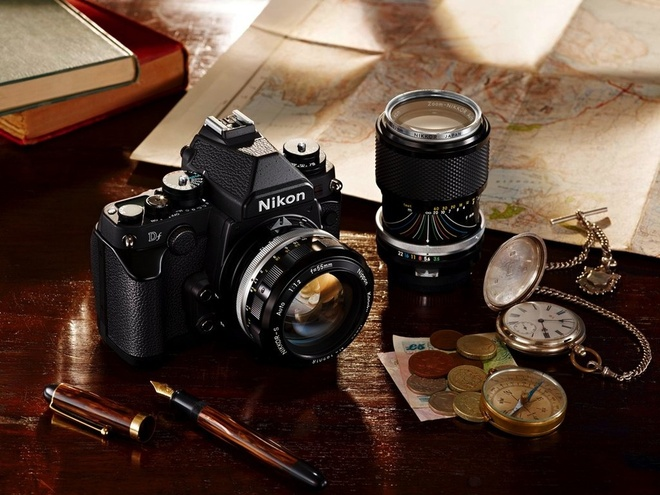 Nikon Df - may anh full-frame hoai co gia 3.000 USD hinh anh
