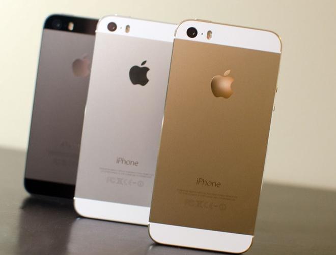 Gia iPhone 5S chinh hang cua VinaPhone tu 15,6 trieu hinh anh