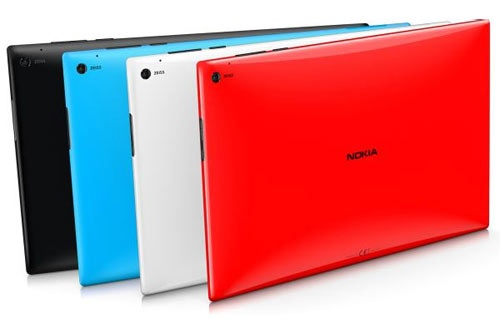 Nokia ra mat tablet co nho Lumia 2020 tai MWC 2014 hinh anh