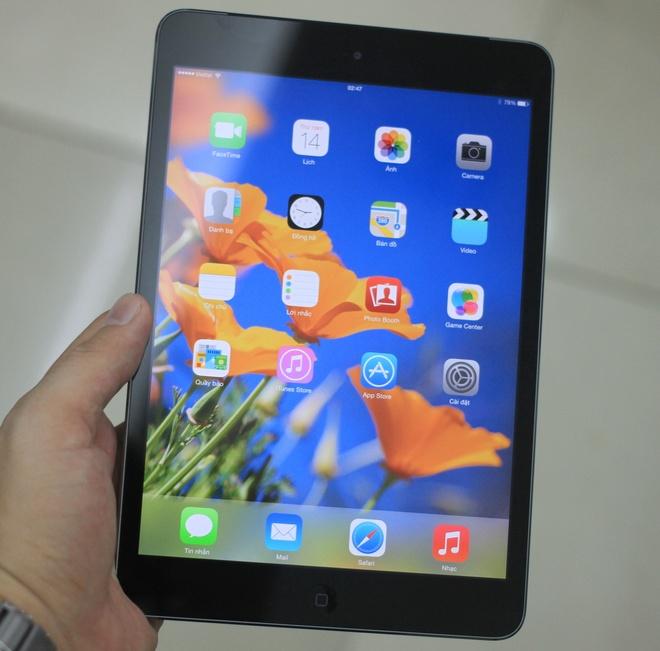 iPad Mini Retina ban 4G ve Viet Nam voi gia 14,3 trieu hinh anh 7