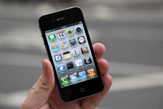 iPhone 4S chinh hang giam gia 1 trieu dong hinh anh