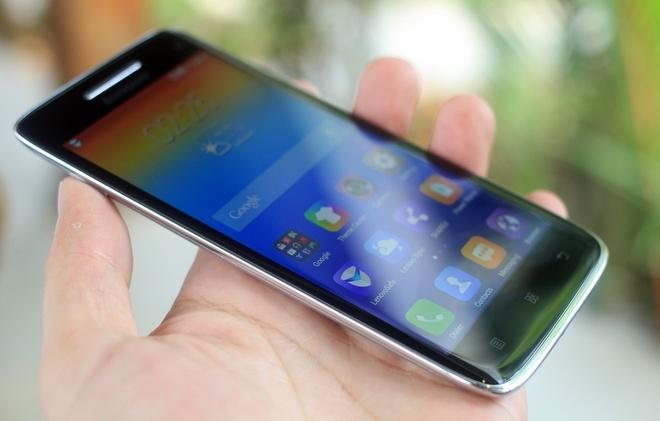 Lenovo ra smartphone mong 6,9mm, gia 9,6 trieu tai VN hinh anh