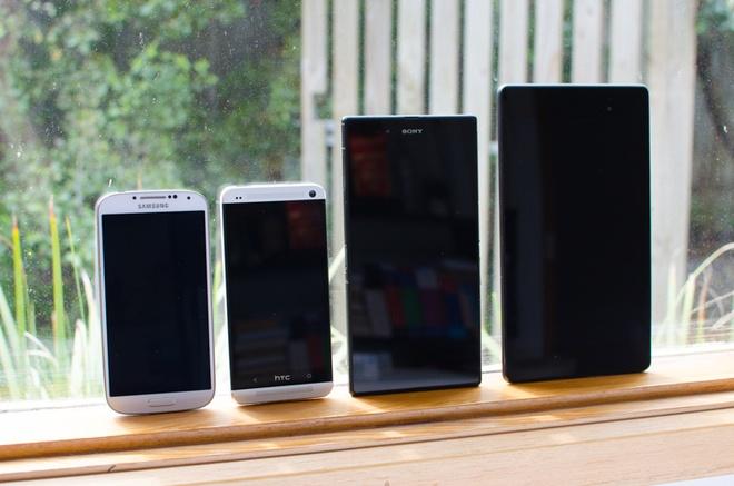 5 smartphone mong an tuong nhat tai VN trong nam 2013 hinh anh