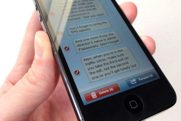 Cach chuyen tiep tin nhan tren iPhone hinh anh