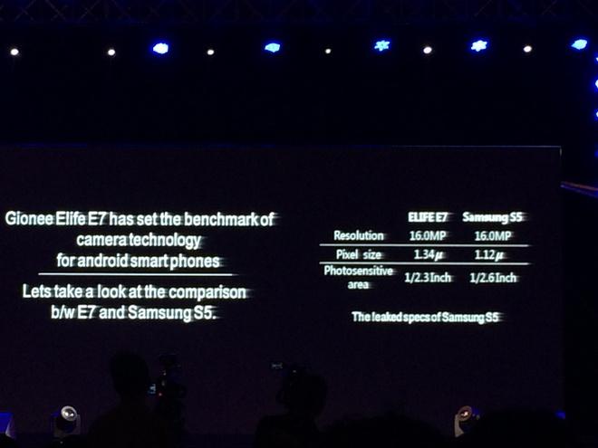 Galaxy S5 bi tiet lo cau hinh camera tai Viet Nam hinh anh