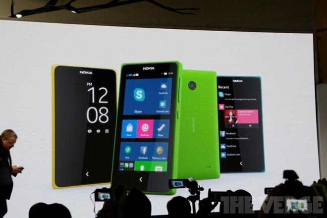 Nokia trinh lang bo ba Android: X, X+ va XL hinh anh