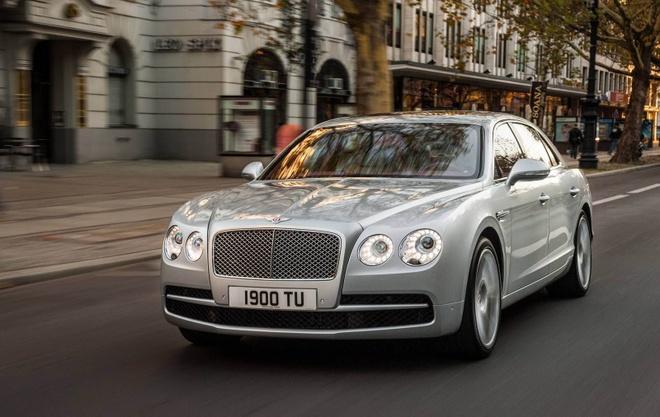 Sieu xe Bentley Flying Spur V8 2015 gia 195.000 USD hinh anh