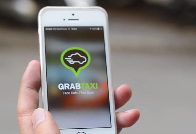 Dung thu ung dung bat taxi tren smartphone tai VN hinh anh