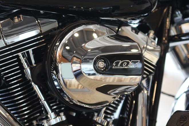 Harley-Davidson Road King Classic 2014 gia gan 1 ty o VN hinh anh 11