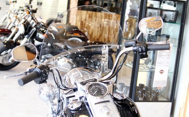 Harley-Davidson Road King Classic 2014 gia gan 1 ty o VN hinh anh 12