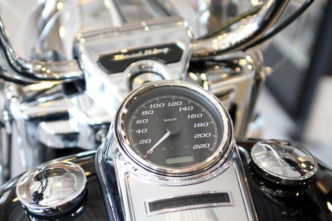 Harley-Davidson Road King Classic 2014 gia gan 1 ty o VN hinh anh 13