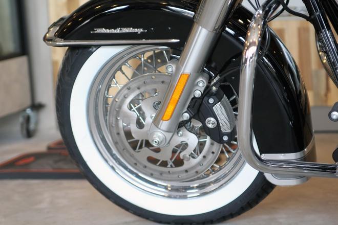Harley-Davidson Road King Classic 2014 gia gan 1 ty o VN hinh anh 16