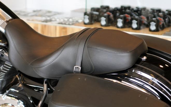 Harley-Davidson Road King Classic 2014 gia gan 1 ty o VN hinh anh 6 Mẫu xe cũng nằm trong dự án Rushmore với mục tiêu nhằm nâng cao hiệu suất và khả năng vận hành của xe.