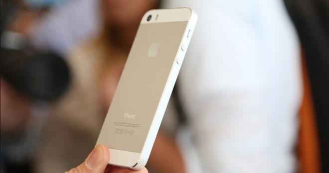Thu nghiem ghep SIM de goi dien tren iPhone 5S lock hinh anh