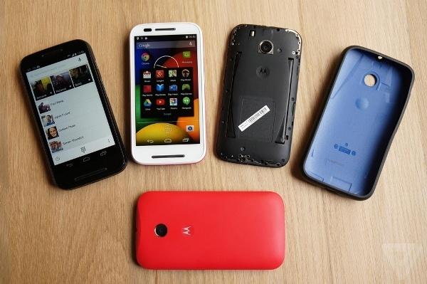 Danh gia nhanh Moto E - smartphone duoi 3 trieu dong hinh anh