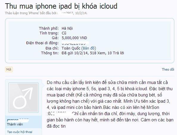Viet Nam la lo tieu thu iPhone an cap? hinh anh 2