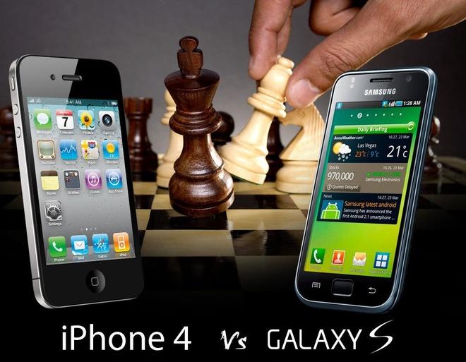Cuoc chien Apple – Samsung: Am muu va phan quyet hinh anh