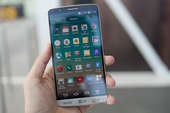 Smartphone man hinh Quad HD, Full-HD va HD khac nhau the nao hinh anh