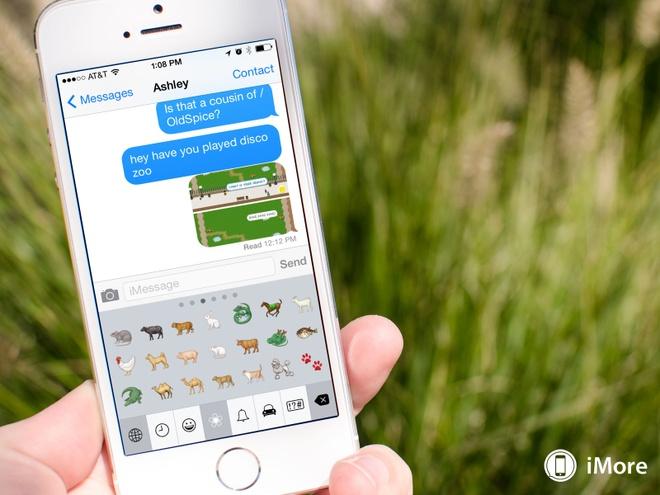 Huong dan kich hoat ban phim emoji tren iPhone, iPad hinh anh
