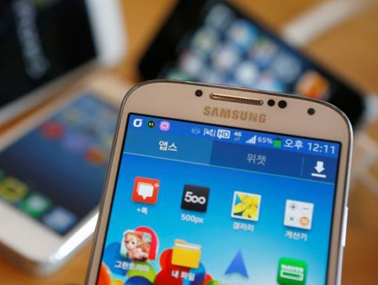Dien thoai Samsung Galaxy S4 bi chay tai Israel hinh anh