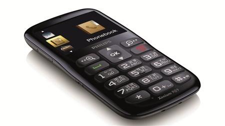 Điện thoại cho người già của Philips quay lại VN - Mobile ...